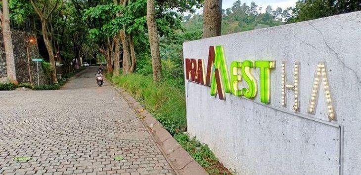 Lokasi proyek pembangunan Pramestha Resort Town./Foto: Rmol