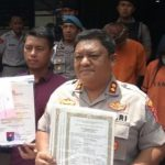 Loker di Facebook yang ternyata penipuan dipaparkan Polres Cimahi (ist)