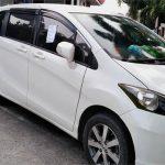 Mobil-di-SPBU-Jalan-Kartini-Raya