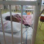 Nazwa bocah 3 tahun yang berasal dari Gunungsindur Bogor menderita kanker darah (ist)