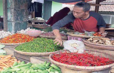 Pedagang-Sayuran