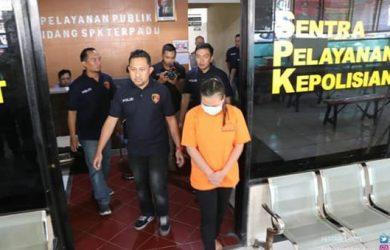 Pembantu rumah tangga di Kota Bandung yang mengambil perhiasan majikannya Rp80 juta (ist)