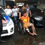 Pembunuh driver ojol di Sukabumi ditangkap polisi (ist)