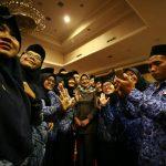 Pengambilan sumpah CPNS menjadi PNS di Kabupaten Bogor (cek)