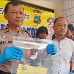 Penjahat Kambuhan Ditangkap di Rawapasung