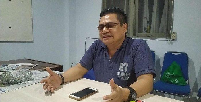 Pimpinan Kerajaan Kandang Wesi Garut Nurseno SP Utomo (dtc)