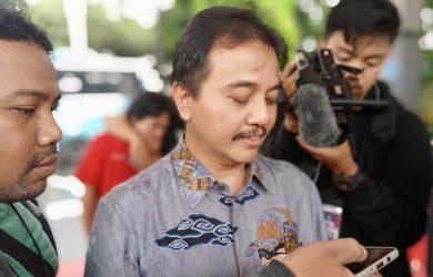 Politisi Partai Demokrat, Roy Suryo