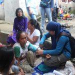 RSU Asy Syifaa Leuwiliang peduli bencana di Sukajaya Bogor (ist)