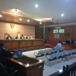 Sidang kasus korupsi Sekda Jabar