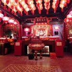Suasana Hari Raya Imlek di Vihara Dhanagun Kota Bogor (ist)
