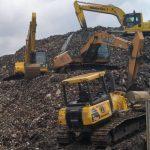 TPAS Burangkeng dan Sumur Batu Kewalahan Tampung Sampah Banjir