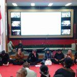 Walikota Bogor Bima Arya diskusi dengan budayawan Sunda di Balaikota (ist)