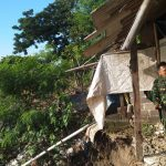 7 Rumah Terancam di Bantaran Kali Bekasi Terancam Longsor