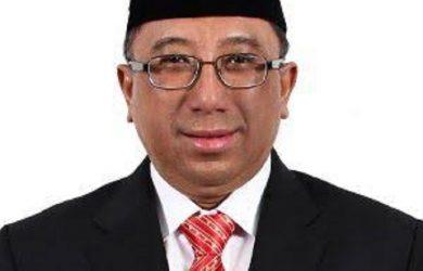 Anggota Komisi I DPRD Jabar, Haru Suandharu