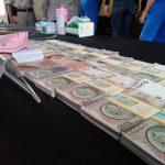 Barbuk pengedar uang palsu di Bogor