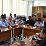 DPRD Jabar melakukan studi banding ke Jakarta soal LRT (ist)