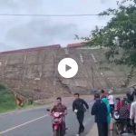 Diduga Akibat Gempa Tasikmalaya Jumat Pagi (ist)