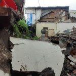 Longsor menerjang beberapa daerah di Kota Bogor (adi)