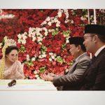 Momen Ridwan Kamil dan Prabowo Subianto di Bandung (ist)