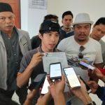 PKL Lawang Saketeng yang mendatangi DPRD Kota Bogor (ist)