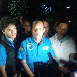 Penggerebekan pabrik narkoba di Bandung oleh BNN (ist)