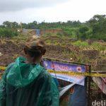 Pinggir Jalan Tol Cipularang KM 118 longsor lagi (dtc)