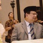 Ridwan Kamil dan Prabowo Subianto