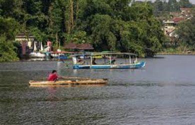Situ Lengkong Ciamis