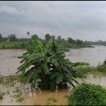 Sungai Citarum meluap