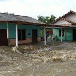 muaragembong bekasi banjir