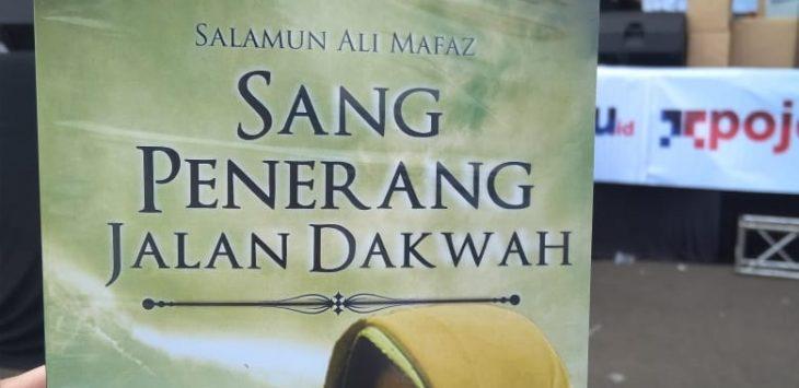 Launching buku biografi Hj. Euis Marfu'ah, istri dari KH Abun Bunyamin./fOTO: Restu