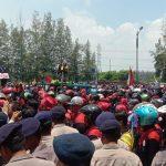 Jerih Payah Massa Buruh Aliansi BBM Buahkan Hasil 1