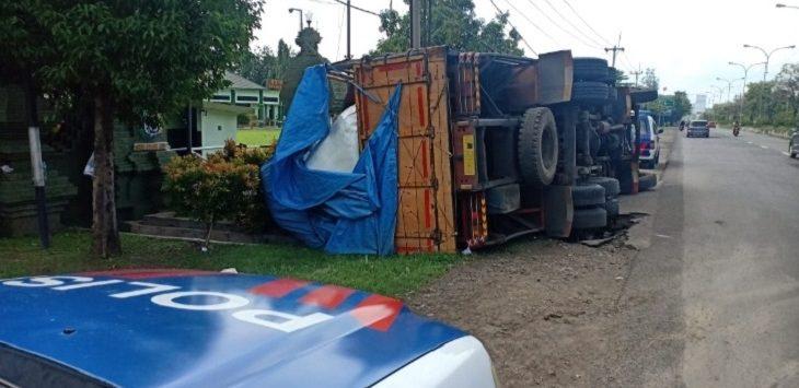 Kecelakaan di Cirebon./Foto: RC