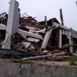 Kerusakan rumah di Sukabumi akibat gempa Selasa sore (ist)