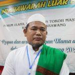 Ketua DPW FPI Karawang Tommy Miftah Faried