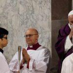 Paus Fransiskus positif terjangkit virus Corona (ist)