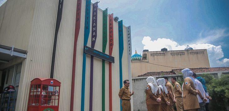 Para pejabat Pemkot Cimahi./Foto: Istimewa