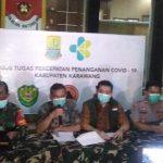 Plt Kepala Dinas Kesehatan Kabupaten Karawang, dr. Nurdin Hidayat