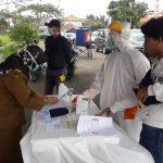 Rapid tes Corona Kabupaten Karawang