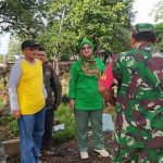 Satpol PP Kota Depok bersihkan kuburan viral dangdutan