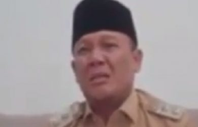 Wakil Bupati Karawang Ahmad Zamakhsyari