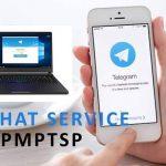 Chat service DPMPTSP Karawang (ist)