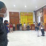 Jelang PSBB di Kota Bandung, Polisi Lakukan Persiapan Dengan Berikan Sosialisasi