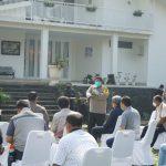 Polri dan TNI di Cimahi Dukung Penuh Pemkot Cimahi Saat PSBB Rabu Mendatang
