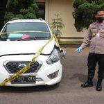 Mobil driver online yang dibunuh empat wanita muda (arf)