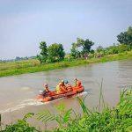 Orang tenggelam di Karawang