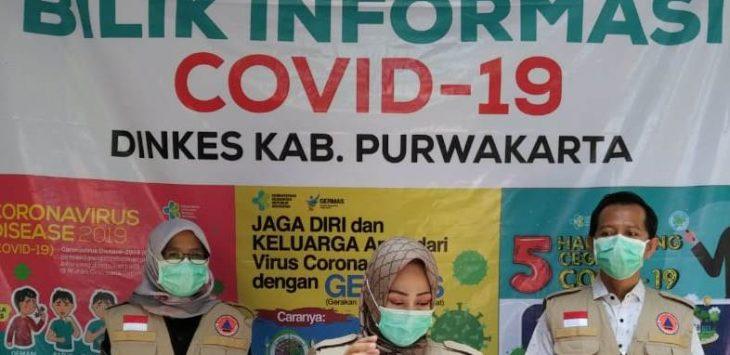 Pencegahan virus Corona di Kabupaten Purwakarta (ist)