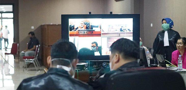 JPU telah menuntut Hartono bin TUGIMIN (45) dan Faisal bin Usman (46) dengan hukuman mati, dalam agenda sidang penuntutan yang dilakukan, Kamis (16/4).