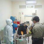 Pria terkena serangan jantung di Bandung