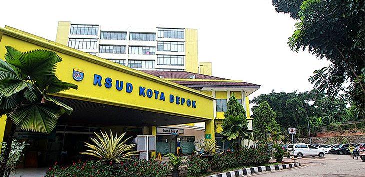 RSUD Kota Depok, Jalan Muchtar Raya, Kecamatan Sawangan.